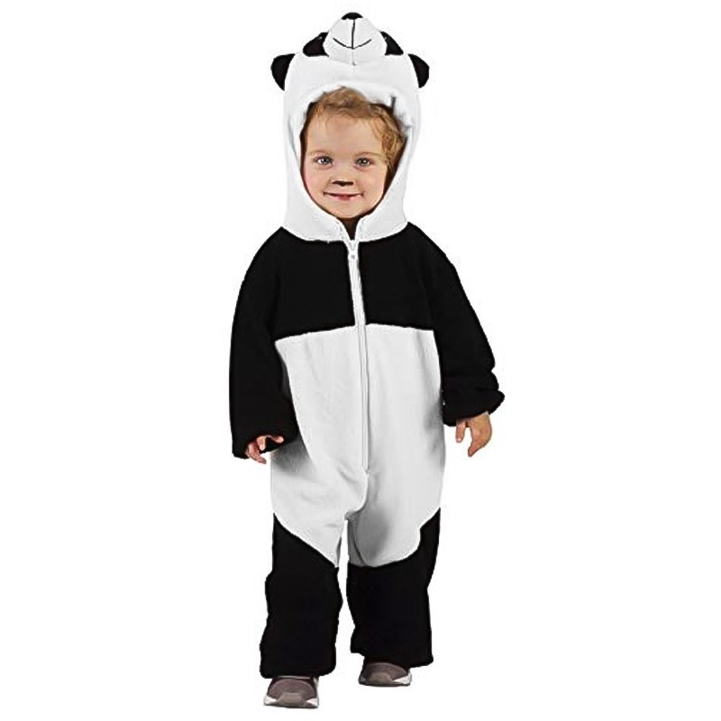 Disfarce Ursinho panda bebé