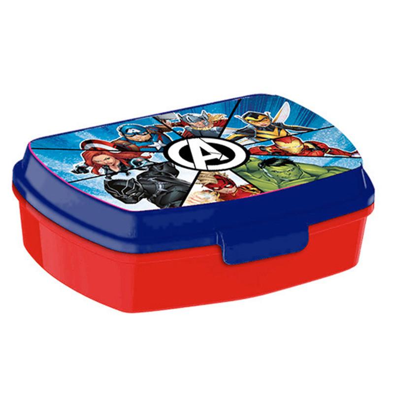 Sandwicheira Avengers