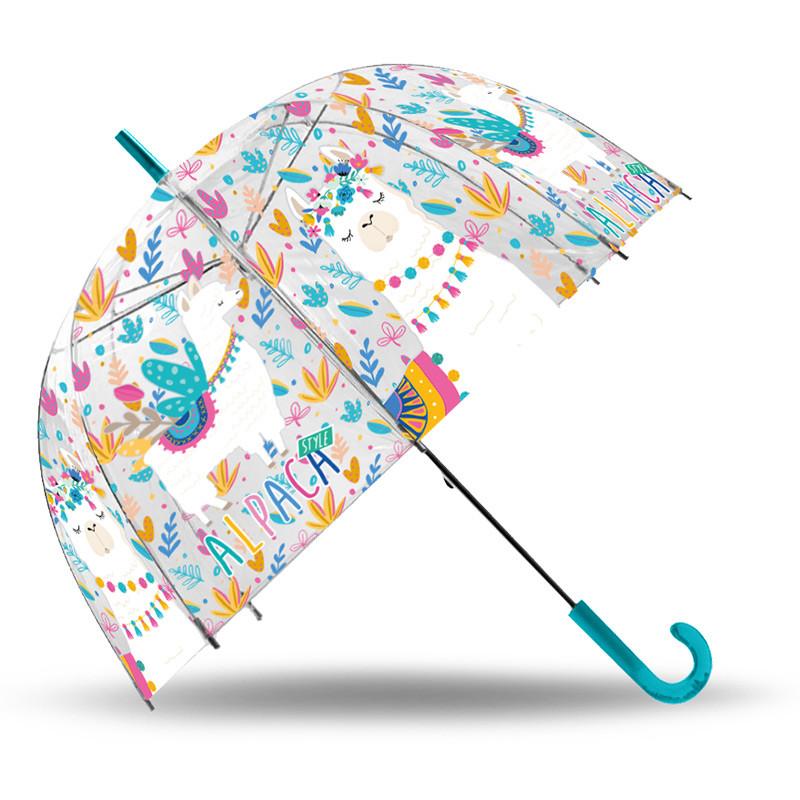 Guarda-chuva transparente 48 cm