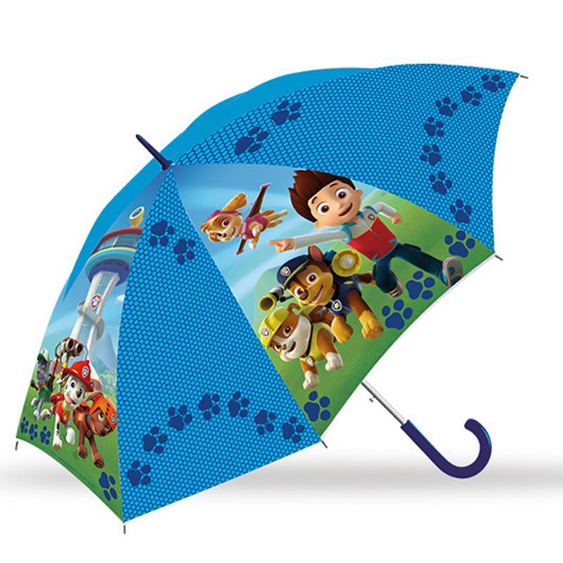 Guarda-chuva 41 cm manual Patrulha Pata