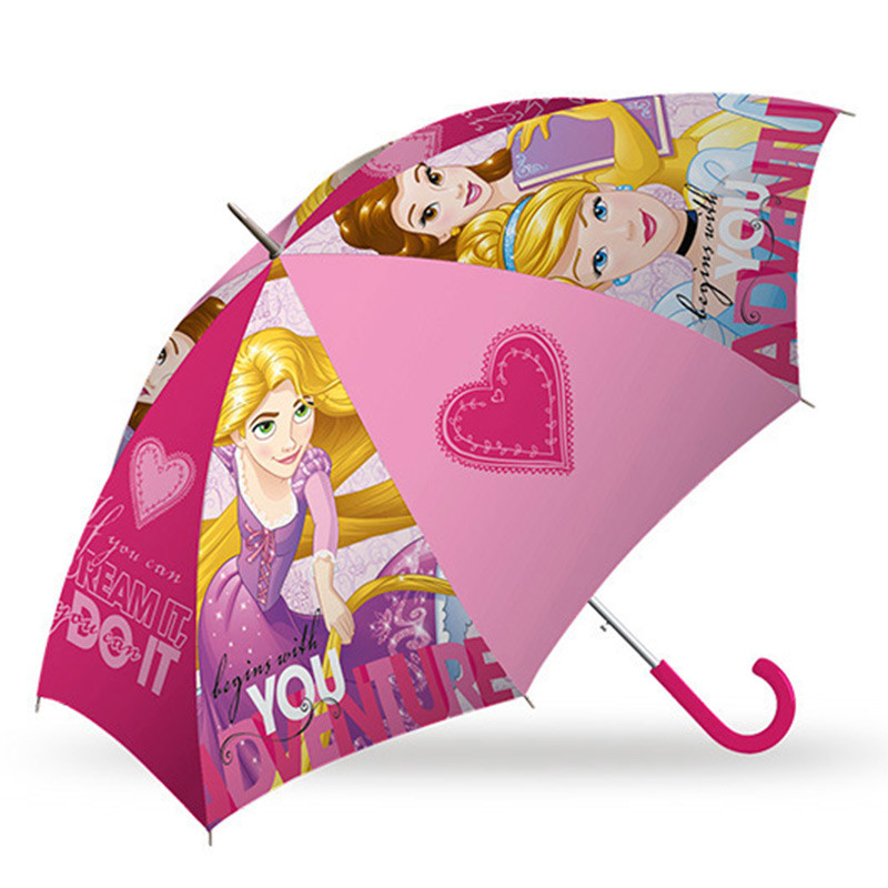 Guarda-chuva 41 cm manual Princesas Disney