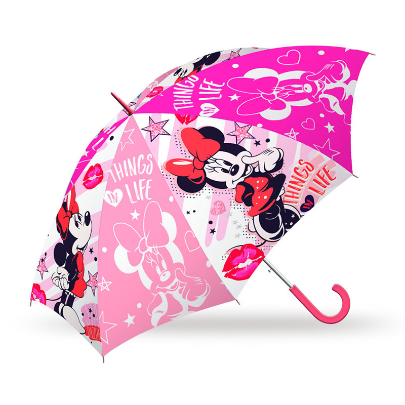 Guarda-chuva 41 cm manual Minnie