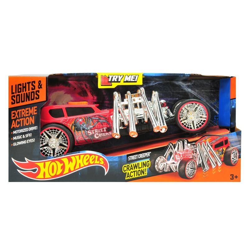 Hot Wheels Street Creeper