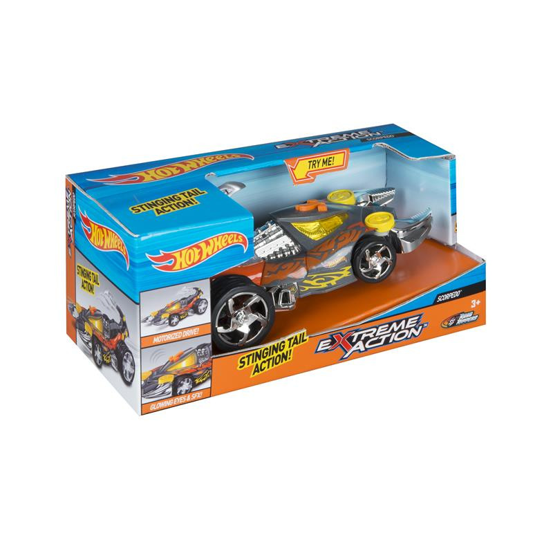 Hot Wheels Scorpedo