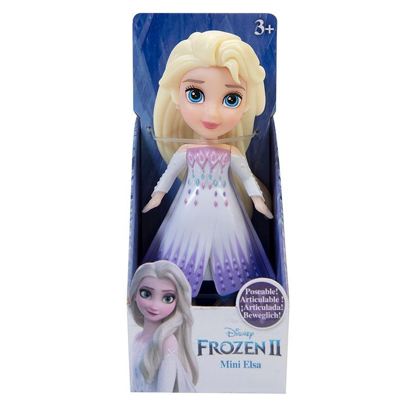 Frozen Mini Figuras Elsa
