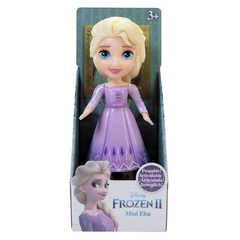 Frozen Mini Figuras Elsa Vestido Filme
