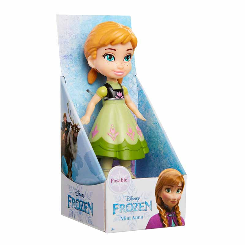 Frozen Mini boneca Toddler Anna