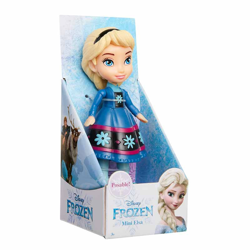 Frozen Mini boneca Toddler Elsa