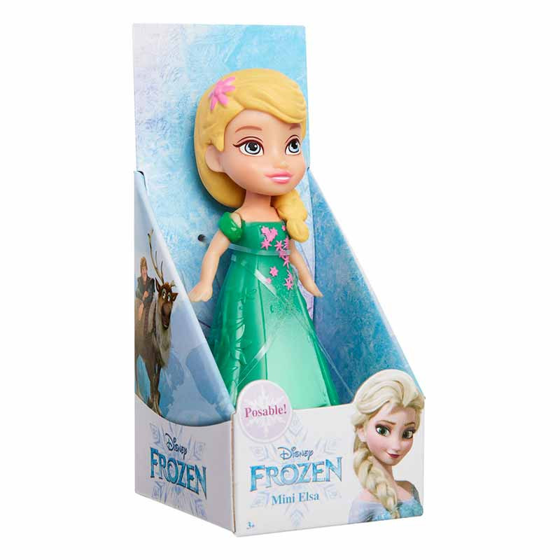 Frozen Mini boneca Elsa