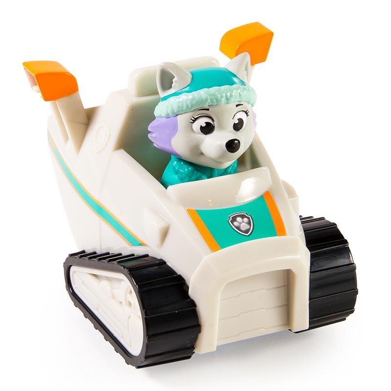 Paw Patrol - Mini Veículos Everest Snowblwr