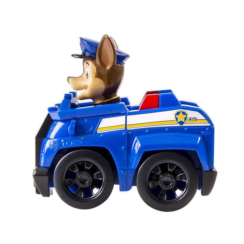 Paw Patrol - Mini Veículos Chase Police
