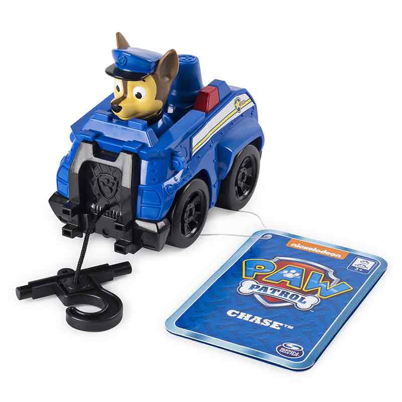 Paw Patrol - Mini Veículos Feature Chase