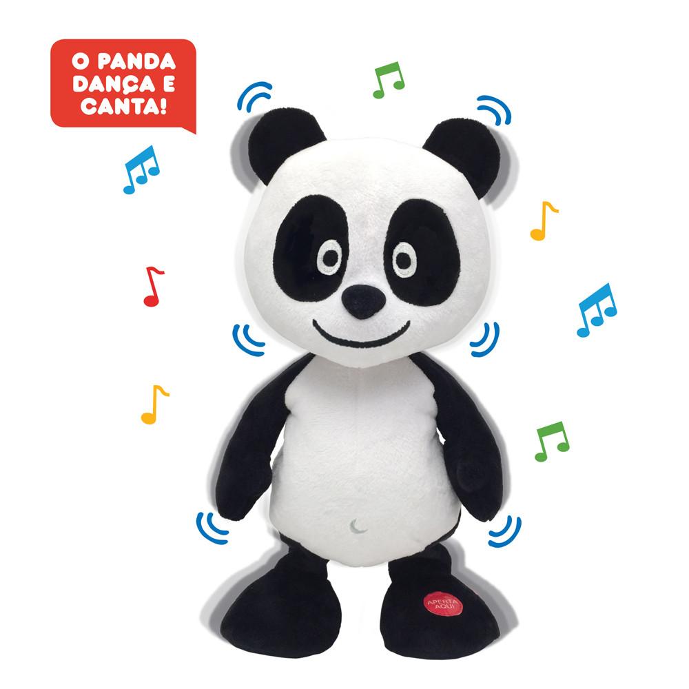 Panda - Peluche Dança Comigo