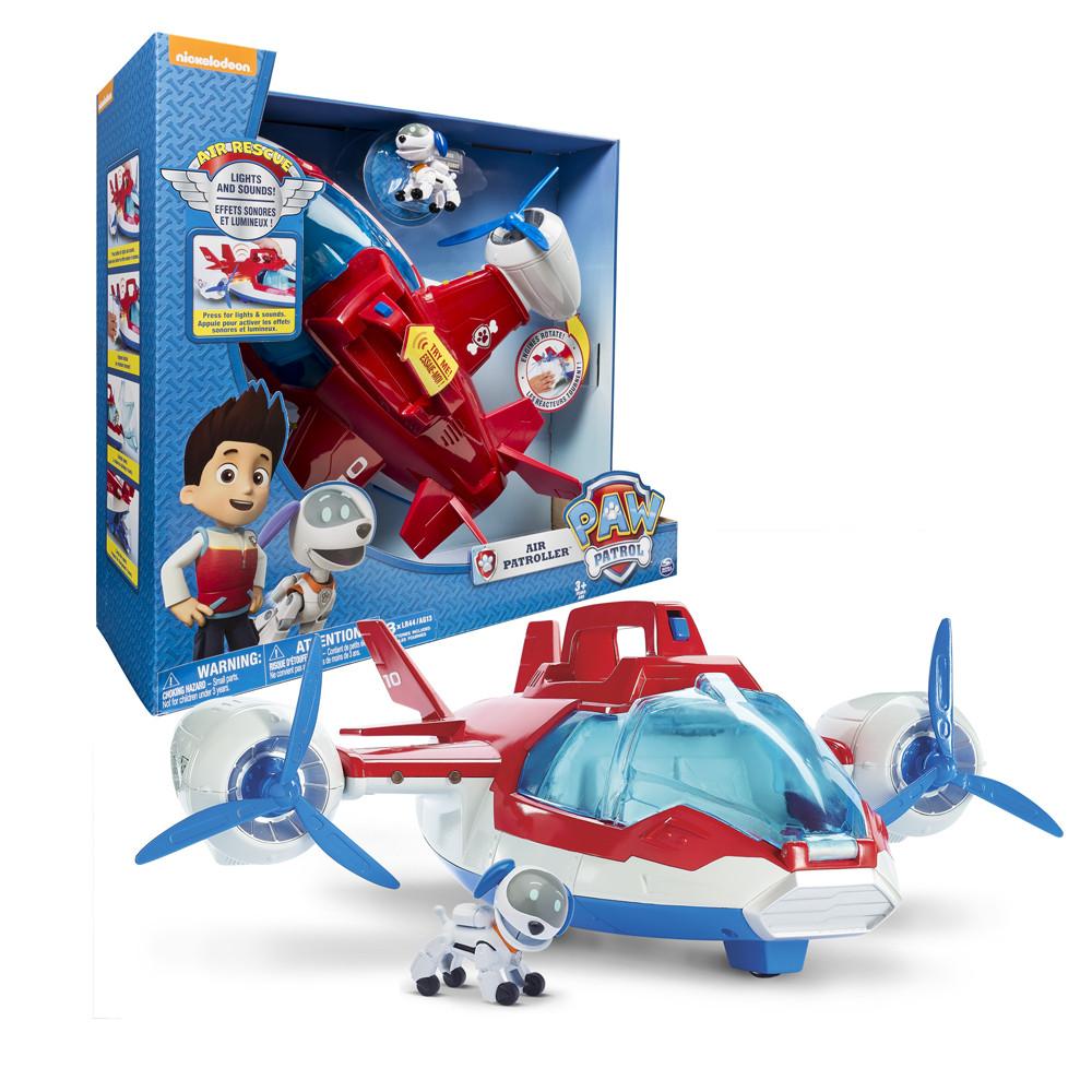 Paw Patrol Avião Patrulheiro