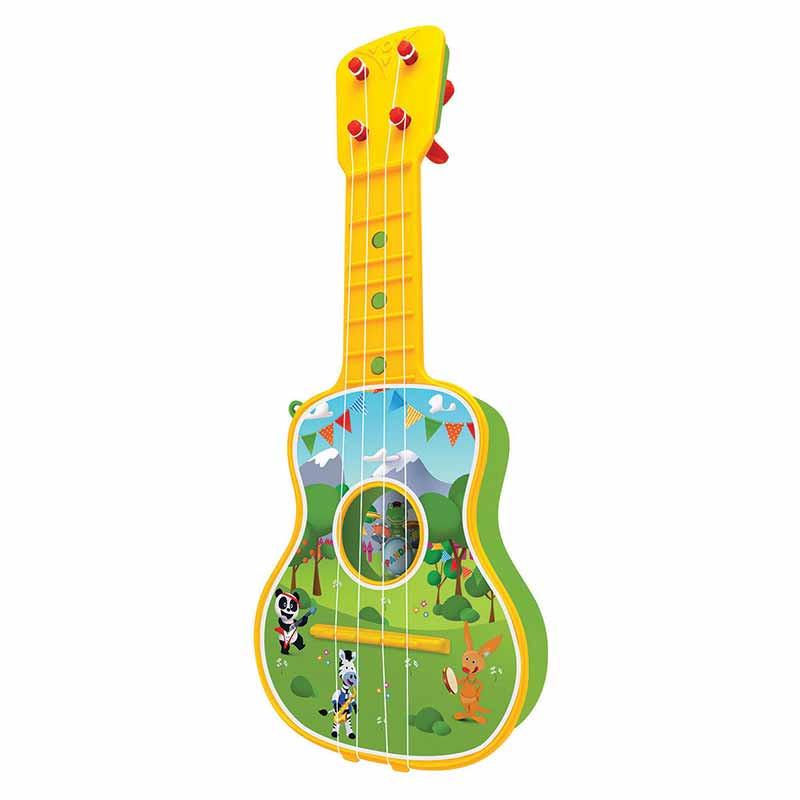 Panda - Guitarra Amarela