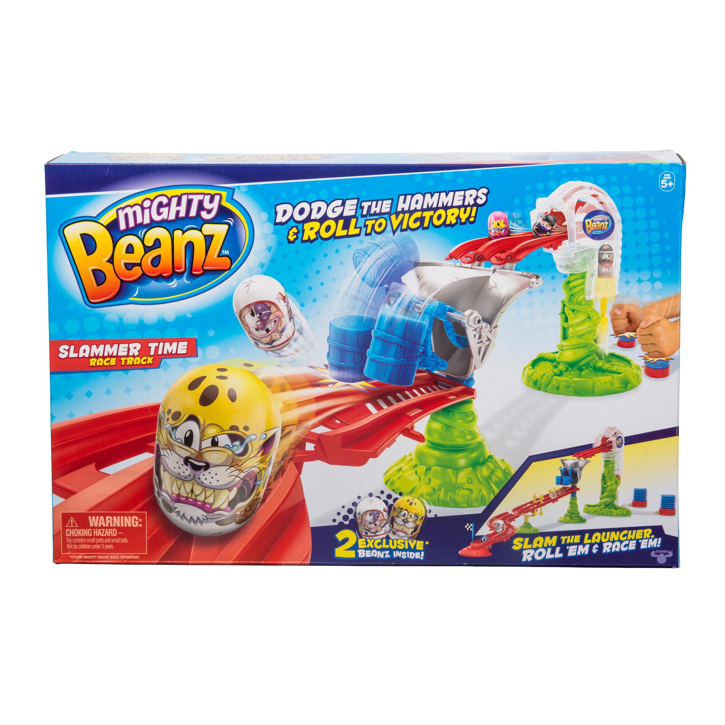 Mighty Beanz - Pista Slammer Time
