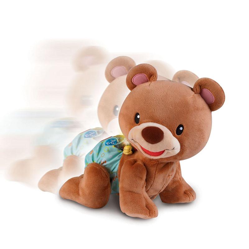 V-Tech Baby Teddy Gatinha Comigo