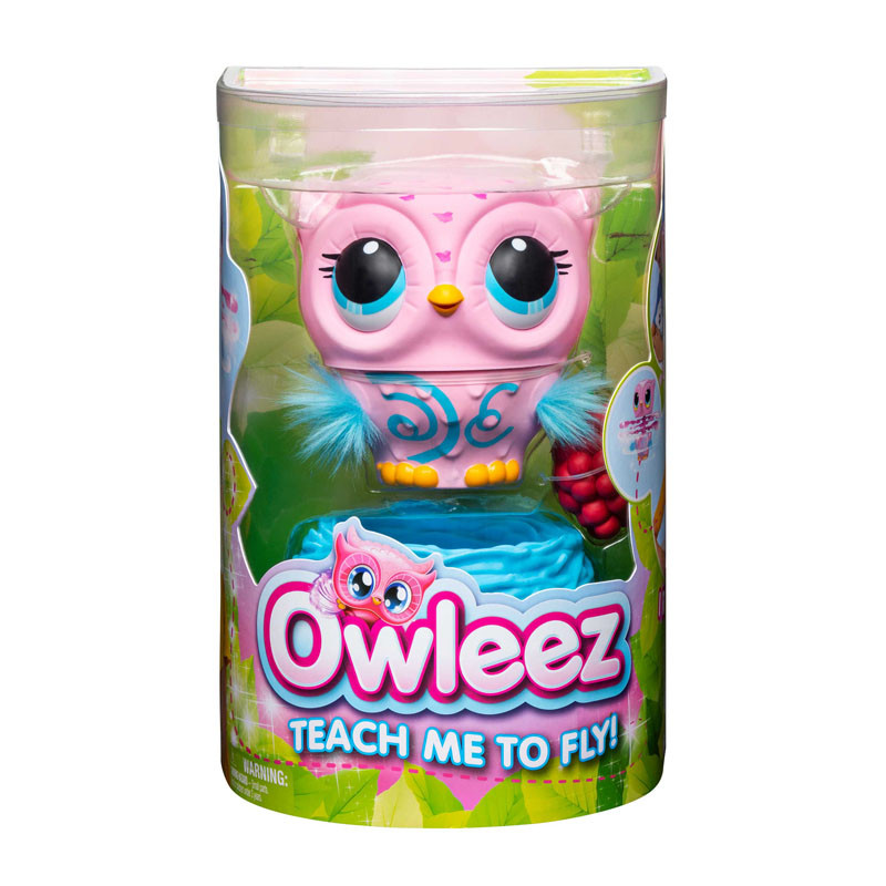Owleez - Figura Interativa