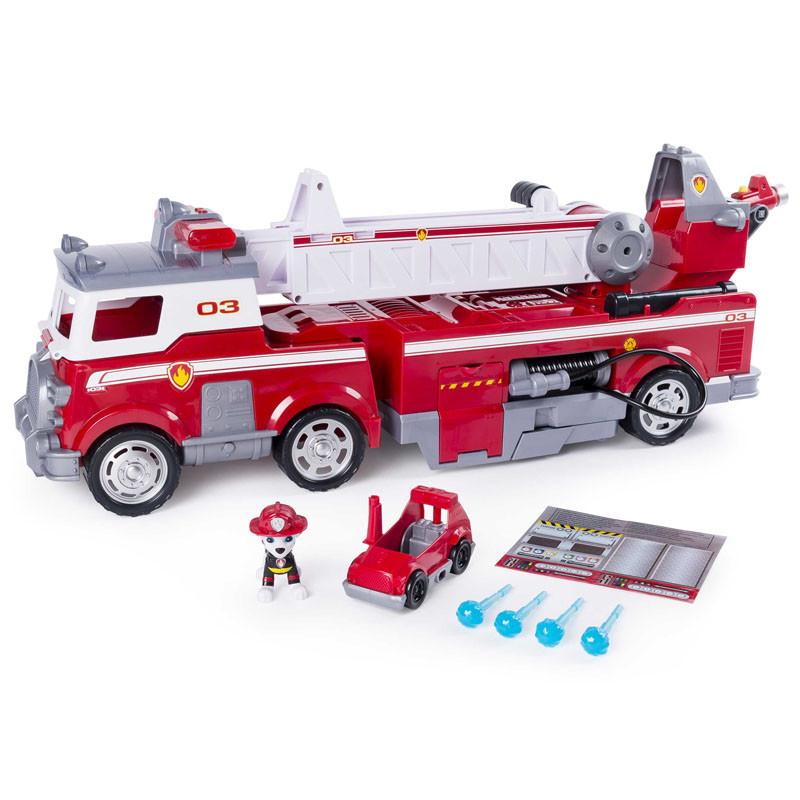 Paw Patrol - Camião de Bombeiros