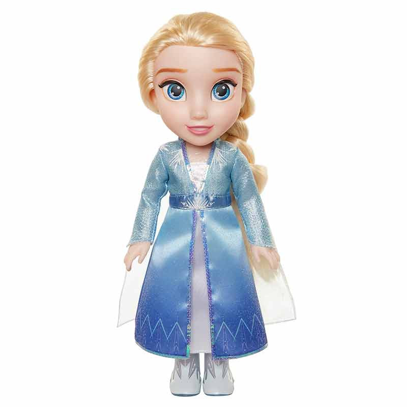 Frozen 2 Bonecas Deluxe Elsa Travel 2