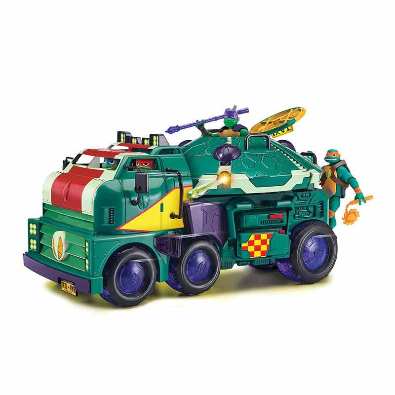 TMNT camião Turtle Tank