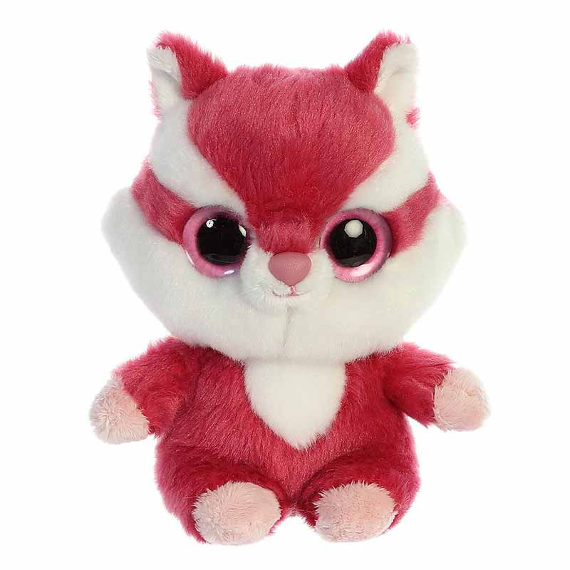 Yoohoo Peluches Pequenos Chewoo Squirrel
