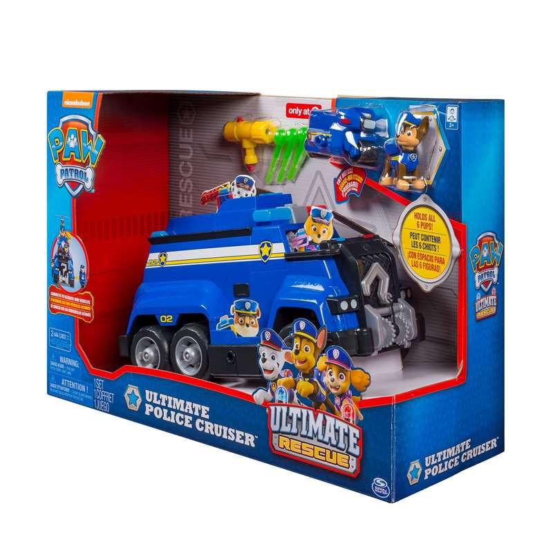 Paw Patrol - Camião de Polícia