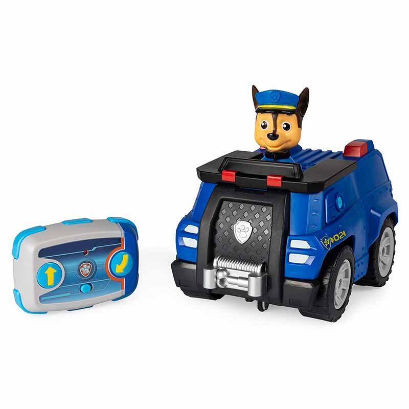 Paw Patrol veículo Chase radio control