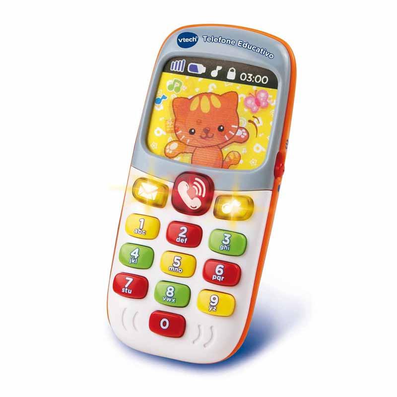 Telefone Educativo Vtech