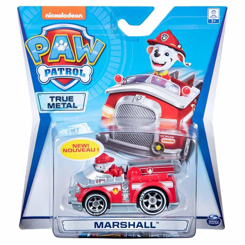 Patrulha Pata veículo die cast Marshall fire
