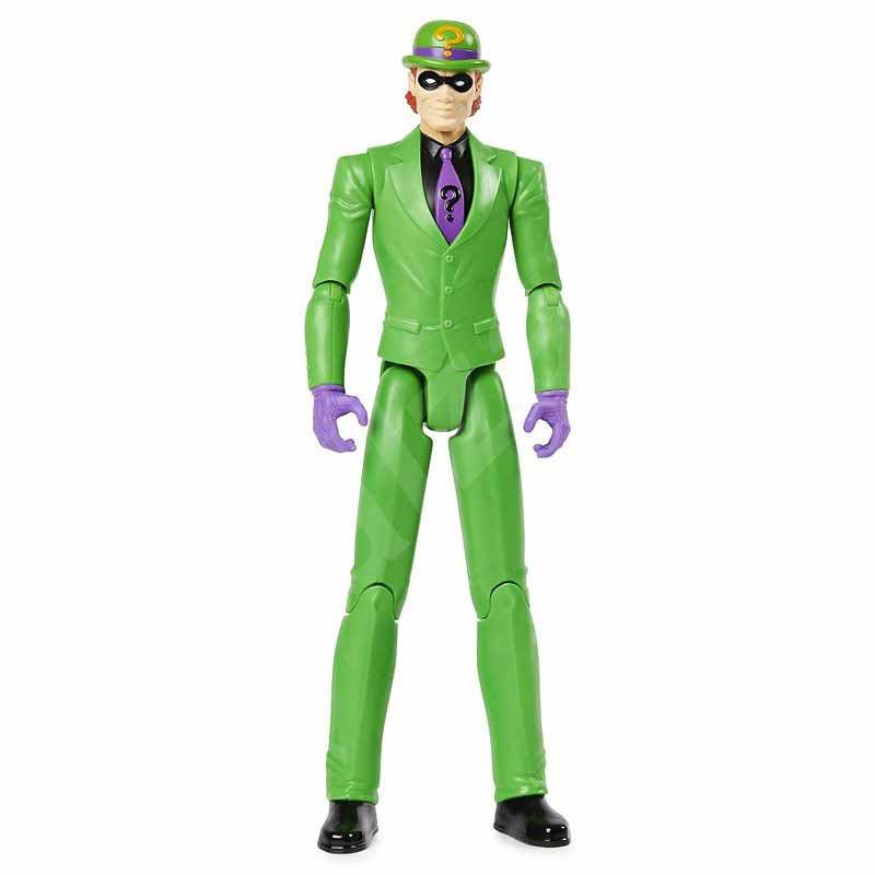 Batman figura XL Bat-tech tactical Riddler