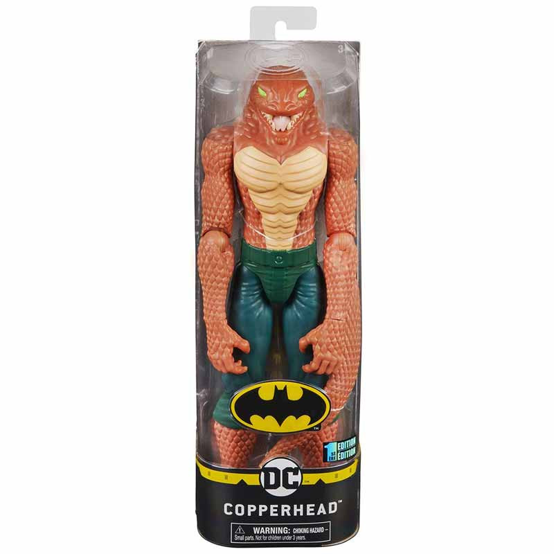 Batman figura XL Copperhead
