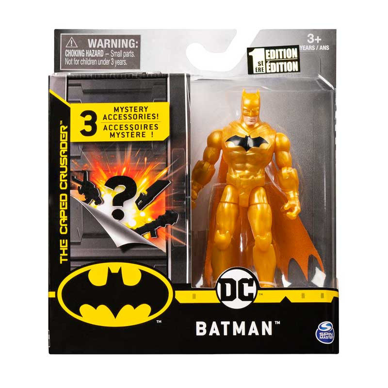 Batman figura básica Defender Batman 10cm
