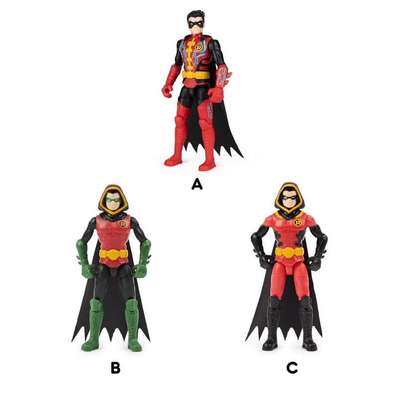 Batman figura básica Robin 10cm