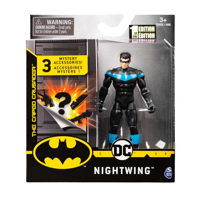 Batman figura básica Night Wing 10cm