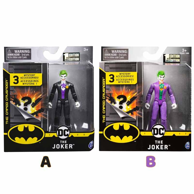 Batman figura básica The Joker 10cm