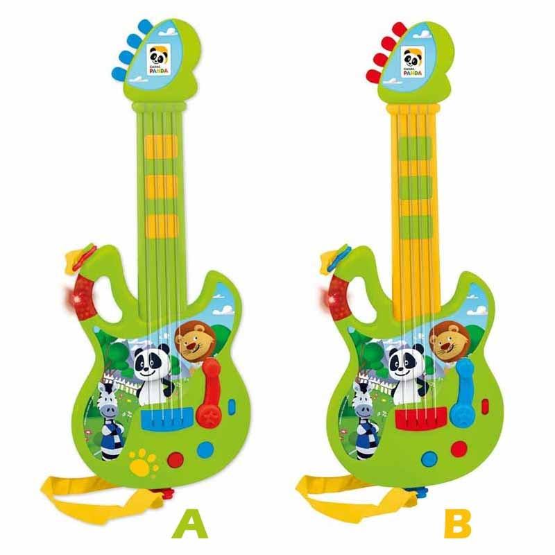 Guitarra Musical Canal Panda