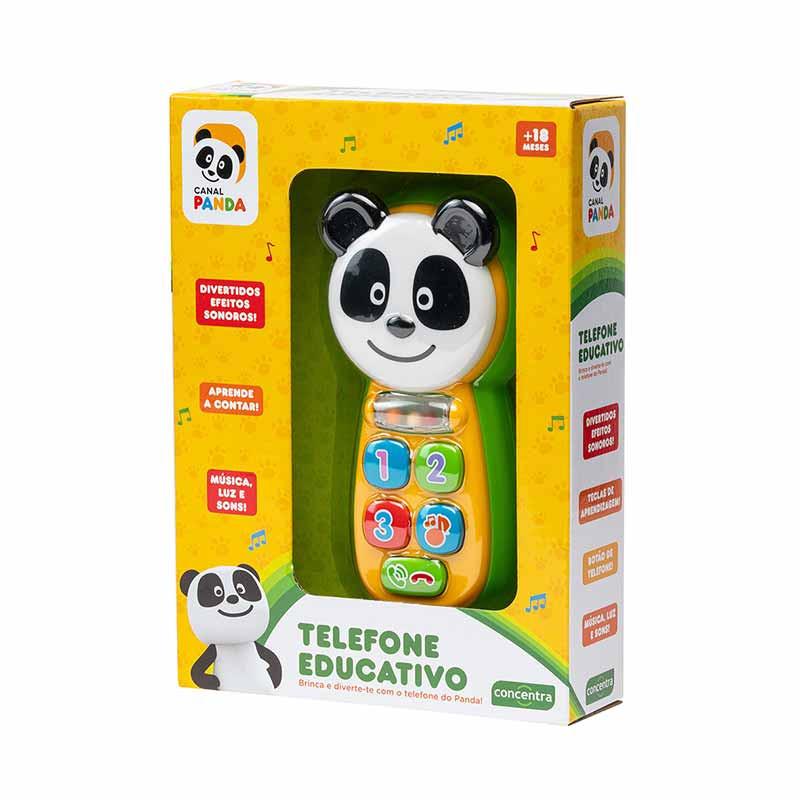 Panda Telefone Educativo
