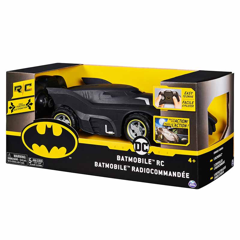 Batman RC Batmobile