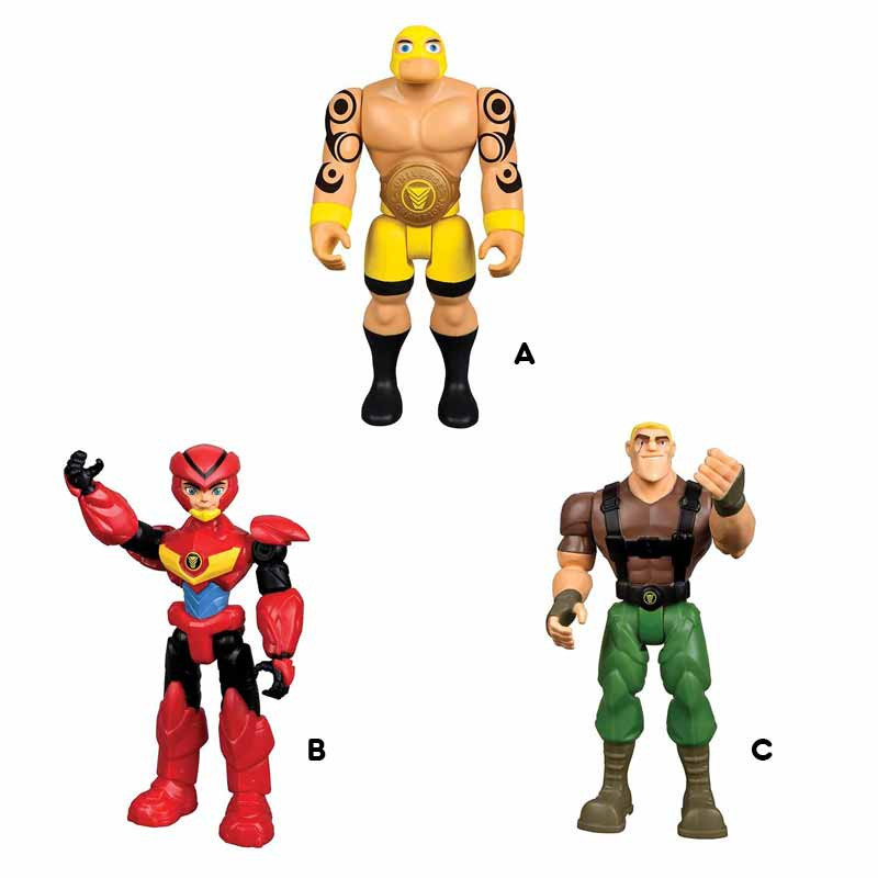 Power Players Figuras XL