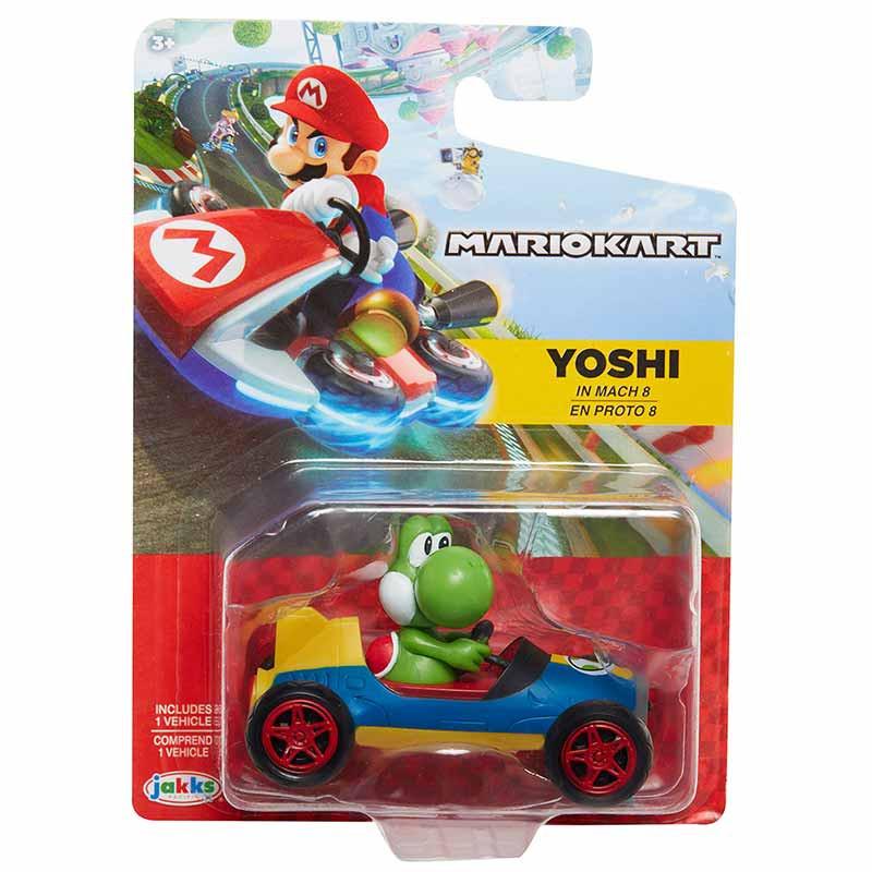Super Mario Nintendo Veiculo Yoshi Kart