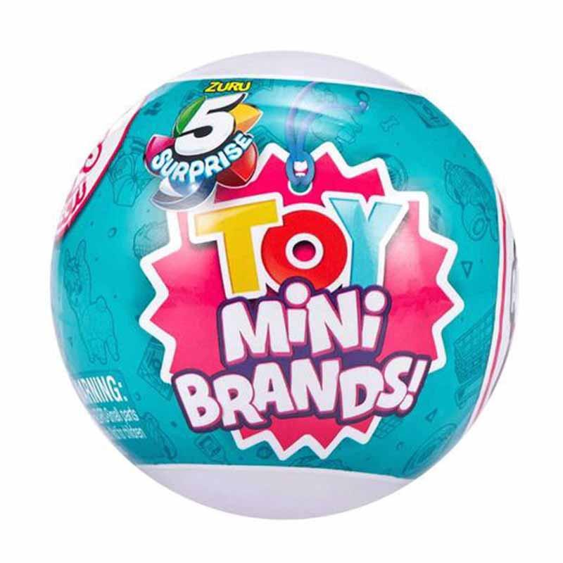 Toy mini brands 5 surpresas