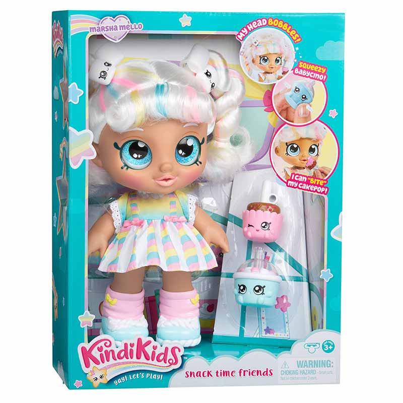 Boneca Marsha Mello Kindi Kids