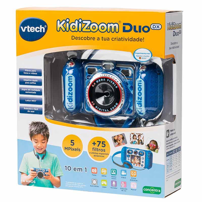 Camara Kidizoom Duo com MP3