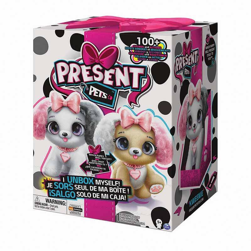 Present Pets Cachorritos Surpresa (Chique)