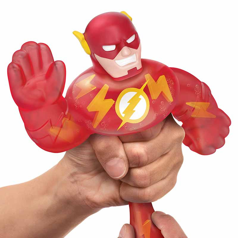 Goo Jit Zu Figura Flash DC Comics