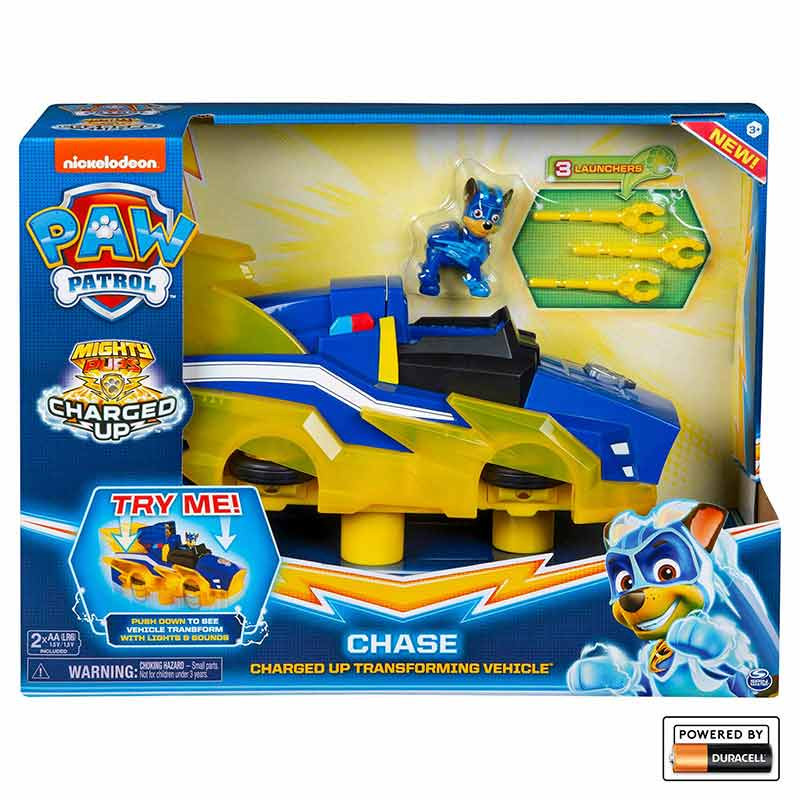 Paw Patrol- Veículo DX Chase