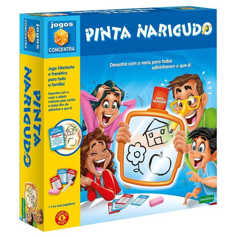 Jogos Concentra - Pinta Narigudo