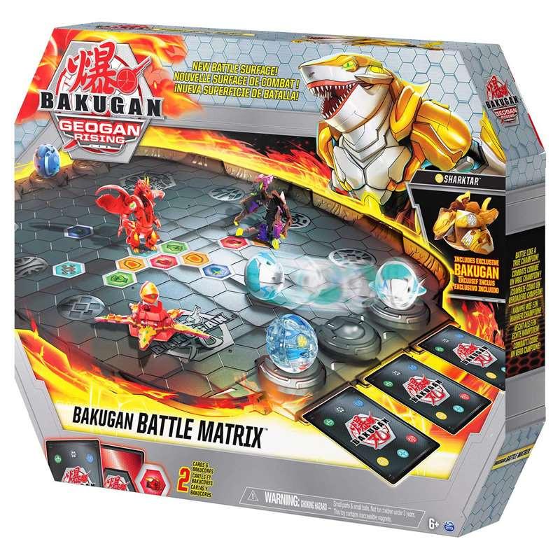 Bakugan S3 - Arena de Combate