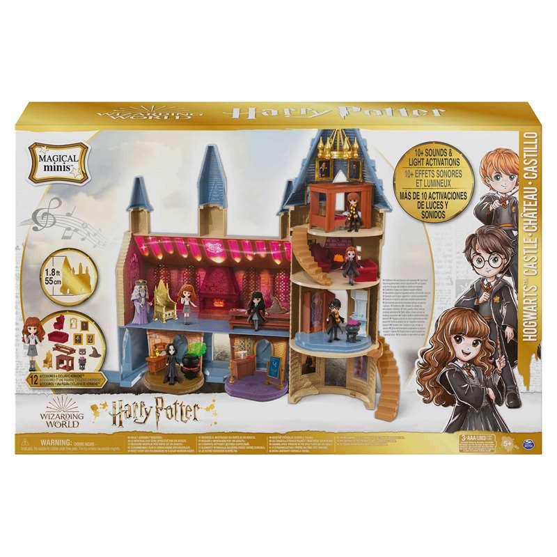 Harry Potter Castelo de Hogwarts